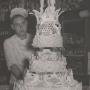 Un dels primers pastissos que va fer l'Albert viñas com a pastisser als seus inicis.